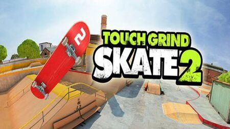 Touchgrind Skate 2 Apk Mod Dinheiro Infinito
