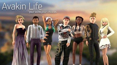 Avakin Life Apk Mod