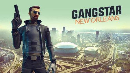 Gangstar New Orleans Apk Mod Dinheiro Infinito