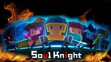 Soul Knight Apk Mod Dinheiro Infinito