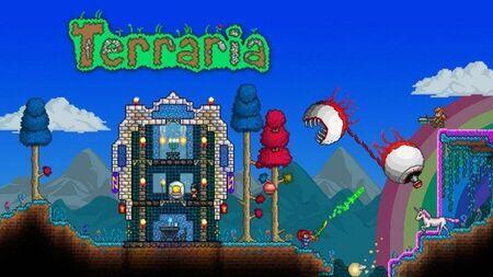 Terraria Apk Mod Craft Infinito