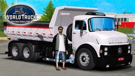 World Truck Driving Simulator apk mod dinheiro infinito
