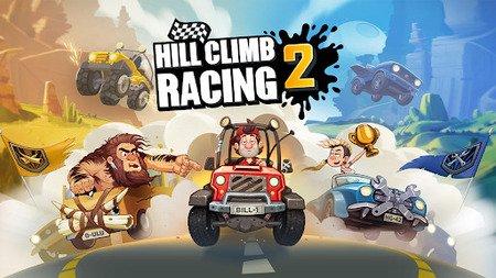 Hill Climb Racing 2 dinheiro Infinito