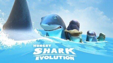 Hungry Shark Evolution dinheiro infinito