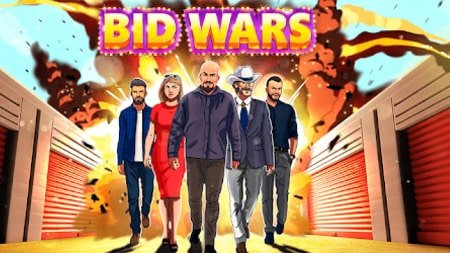 Bid Wars Dinheiro Infinito