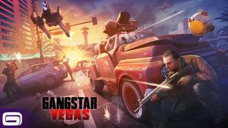 Gangstar Vegas Apk Mod Dinheiro infinito