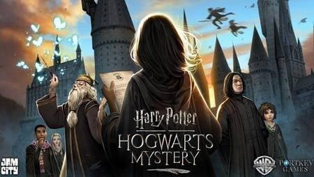 Harry Potter Hogwarts Mystery diamantes infinitos