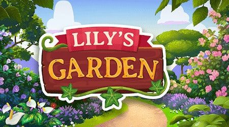 Lily's Garden estrelas infinitas
