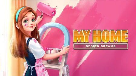 My Home: Design Dreams Dinheiro Infinito