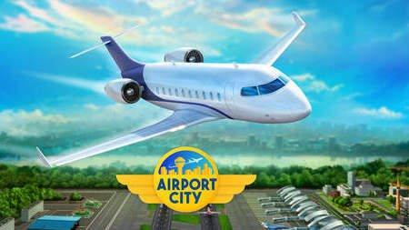 Airport City dinheiro infinito apk mod