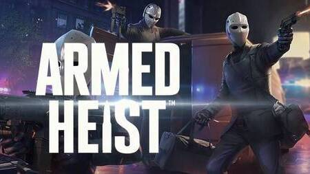 Armed Heist apk mod dinheiro infinito