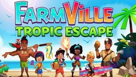 FarmVille 2 Tropic Escape Dinheiro Infinito