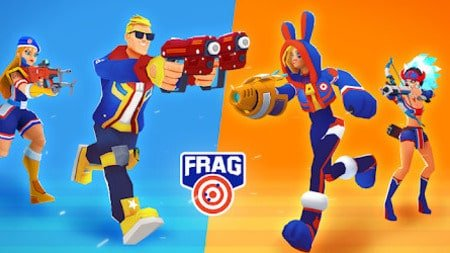 FRAG Pro Shooter apk mod Dinheiro Infinito