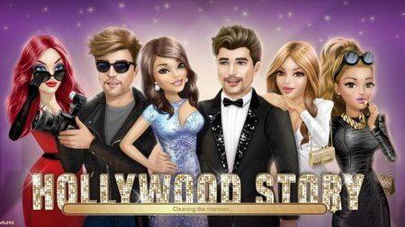 Hollywood Story Dinheiro Infinito mod apk