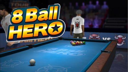 8 Ball Hero Mod Apk Dinheiro Infinito