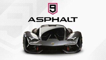 Asphalt 9 apk mod dinheiro infinito