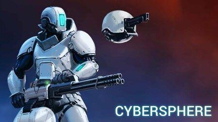 Cybersphere Atualizado Mod Apk Dinheiro Infinito