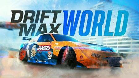 Drift Max World Apk Mod Dinheiro Infinito