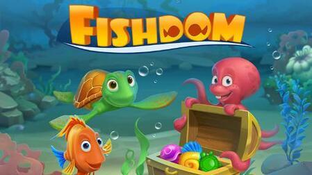 Fishdom Apk Mod Diamante Infinito e Dinheiro Infinito