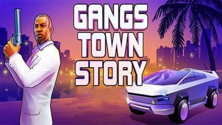 Gangs Town Story Apk Mod Dinheiro Infinito
