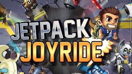 Jetpack Joyride dinheiro infinito apk mod