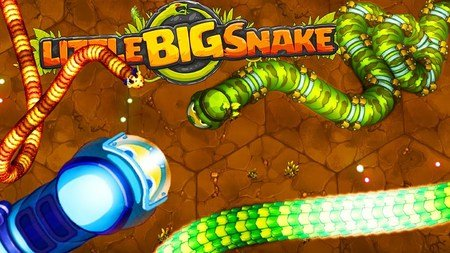 Little Big Snake Mod Apk Vip desbloqueado