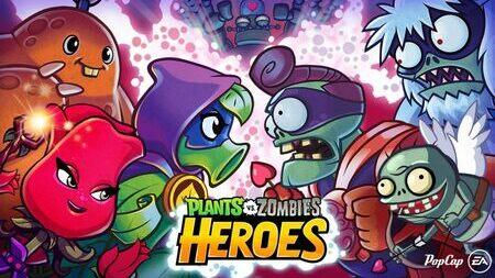 plants vs zombies heroes diamantes infinitos