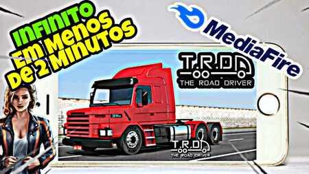The Road Driver Dinheiro Infinito Apk Mod