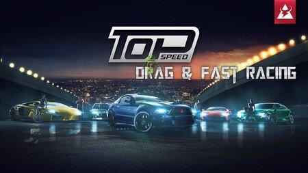 Top Speed: Drag & Fast Street Racing 3D apk mod dinheiro infinito