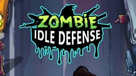 Zombie Idle Defense Apk Mod Dinheiro Infinito