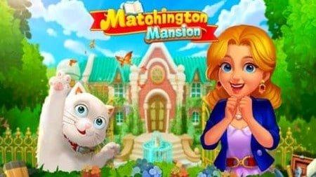 Matchington Mansion Apk Mod dinheiro infinito