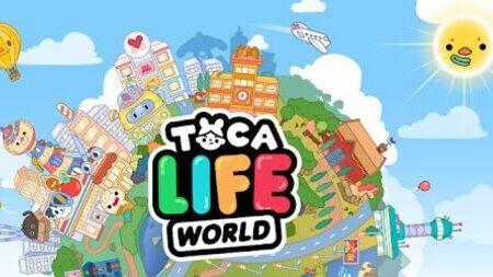 Toca Life: World Apk Mod Tudo Desbloqueado