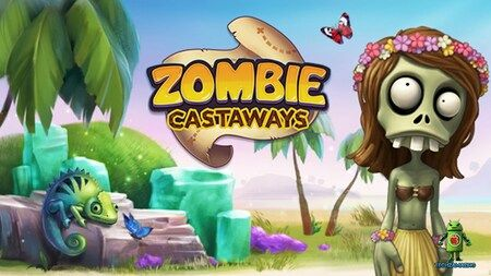 Zombie Castaways Apk Mod Dinheiro Infinito Atualizado