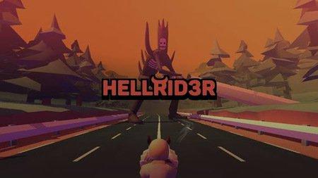 Hellrider 3 Apk Mod Dinheiro Infinito
