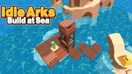 Idle Arks Build At Sea Apk Mod Dinheiro Infinito