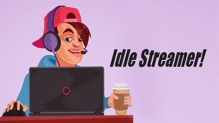 Idle StreamerMod Apk Dinheiro Infinito