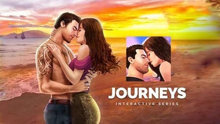 Journeys Interactive Series Apk Mod diamantes infinitos