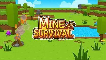 Mine Survival Apk Mod Dinheiro Infinito