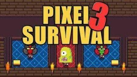Pixel Survival Game 3 Mod Apk dinheiro infinito