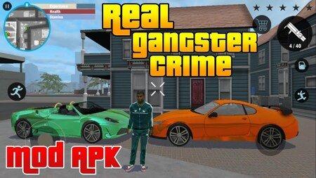 Real Gangster Crime dinheiro infinito apk mod