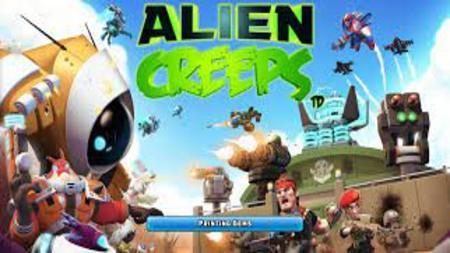 Alien Creeps TD mod apk dinheiro infinito