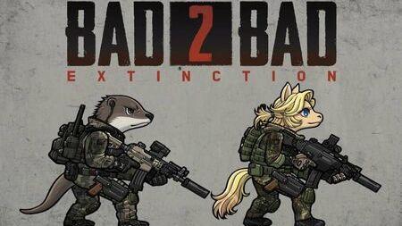 Bad 2 Bad Extinction Mod Apk Dinheiro Infinito