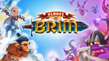 Blades of Brim Apk Mod Dinheiro Infinito