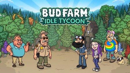Bud Farm Idle Tycoon Mod Apk Dinheiro Infinito