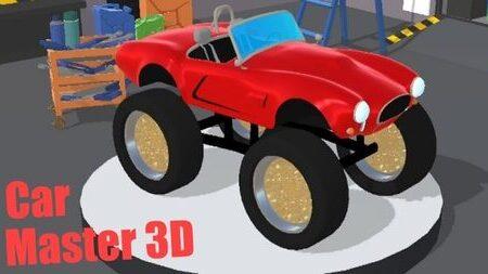 Car Master 3D Mod Apk Dinheiro Infinito