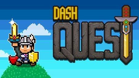 Dash Quest Apk Mod Dinheiro Infinito