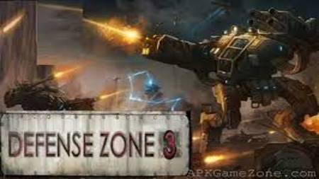 Defense Zone 3 HD mod apk dinheiro infinito