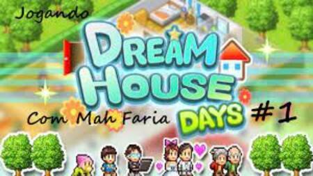 Dream House Days apk mod dinheiro infinito