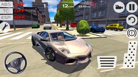 Extreme Car Driving Simulator apk mod dinheiro infinito