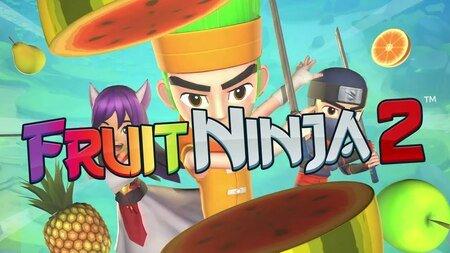 Fruit Ninja 2 Mod Apk Dinheiro Infinito